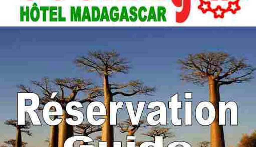 réserver sur Booking Hôtel Madagascar