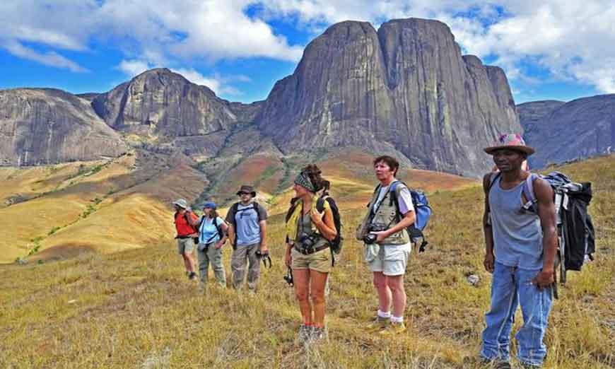 Le trekking à Madagascar