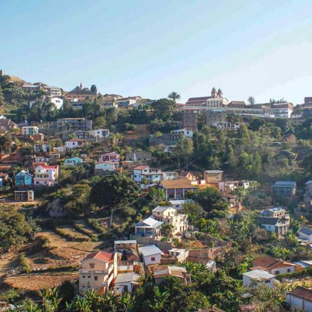 Où dormir à Fianarantsoa?