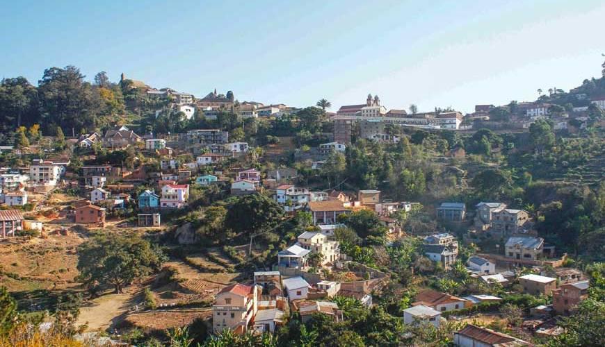 dormir à Fianarantsoa