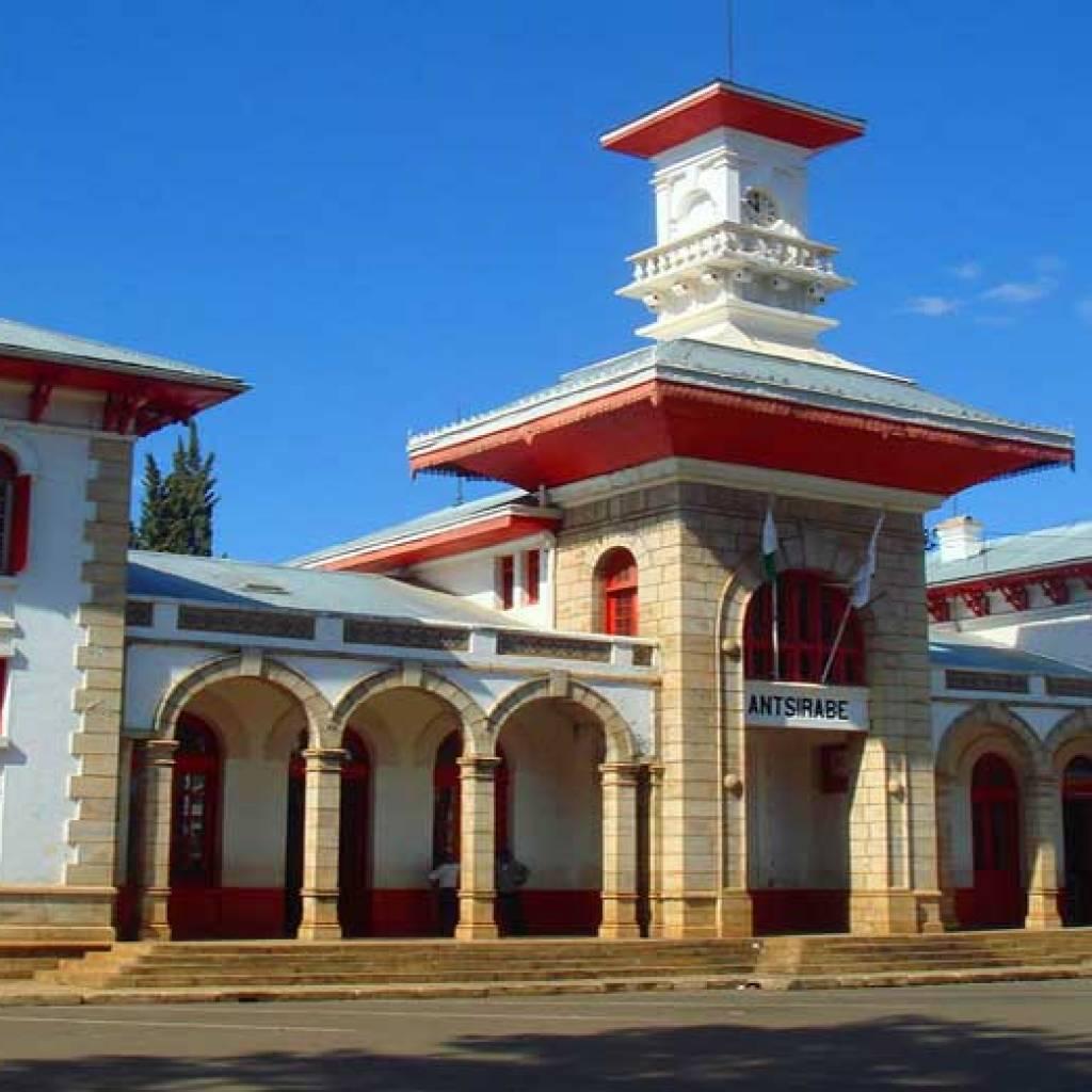 Où loger à Antsirabe ?
