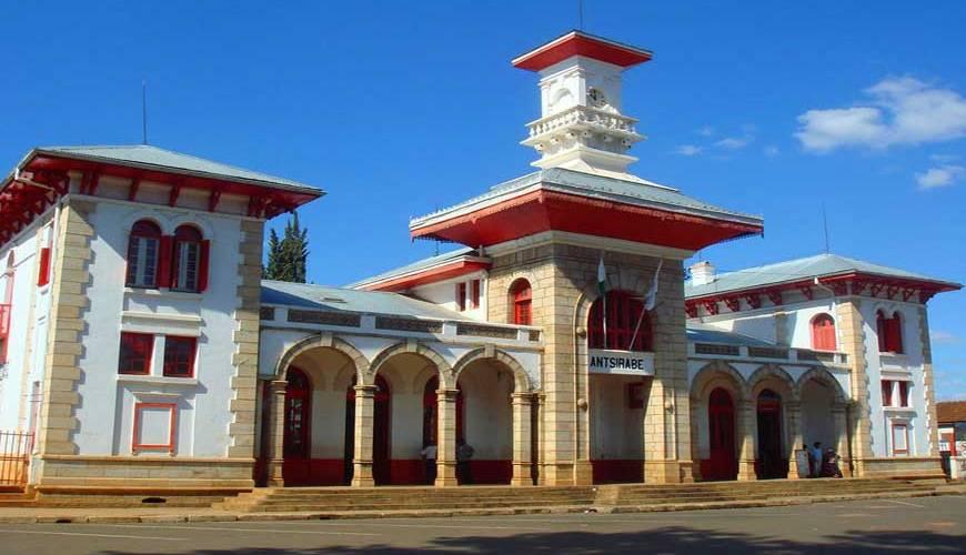 loger à Antsirabe