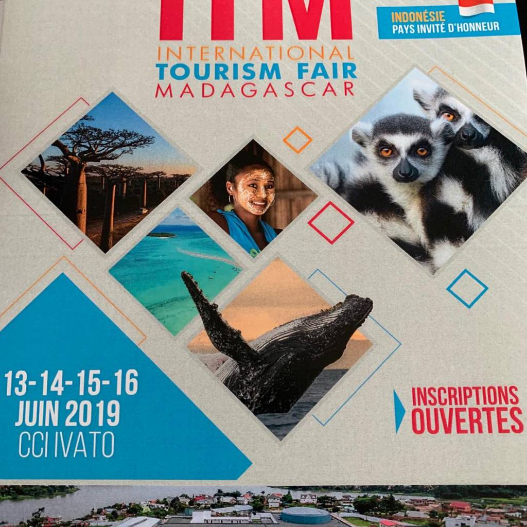 ITM 2019, une nouvelle participation de Booking Hotel Madagascar