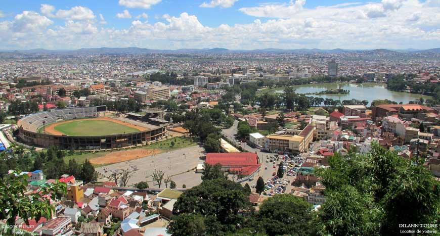 Jour 01 : Paris - Antananarivo