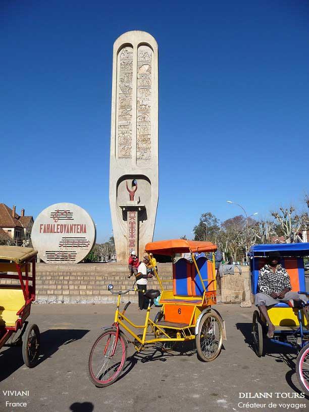 Jour 02 : Antananarivo - Antsirabe