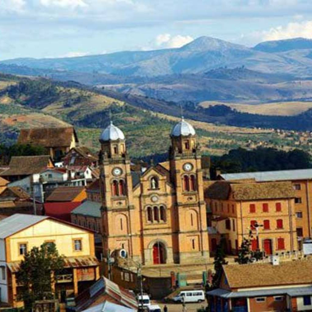 Cosa c'è da vedere a Fianarantsoa