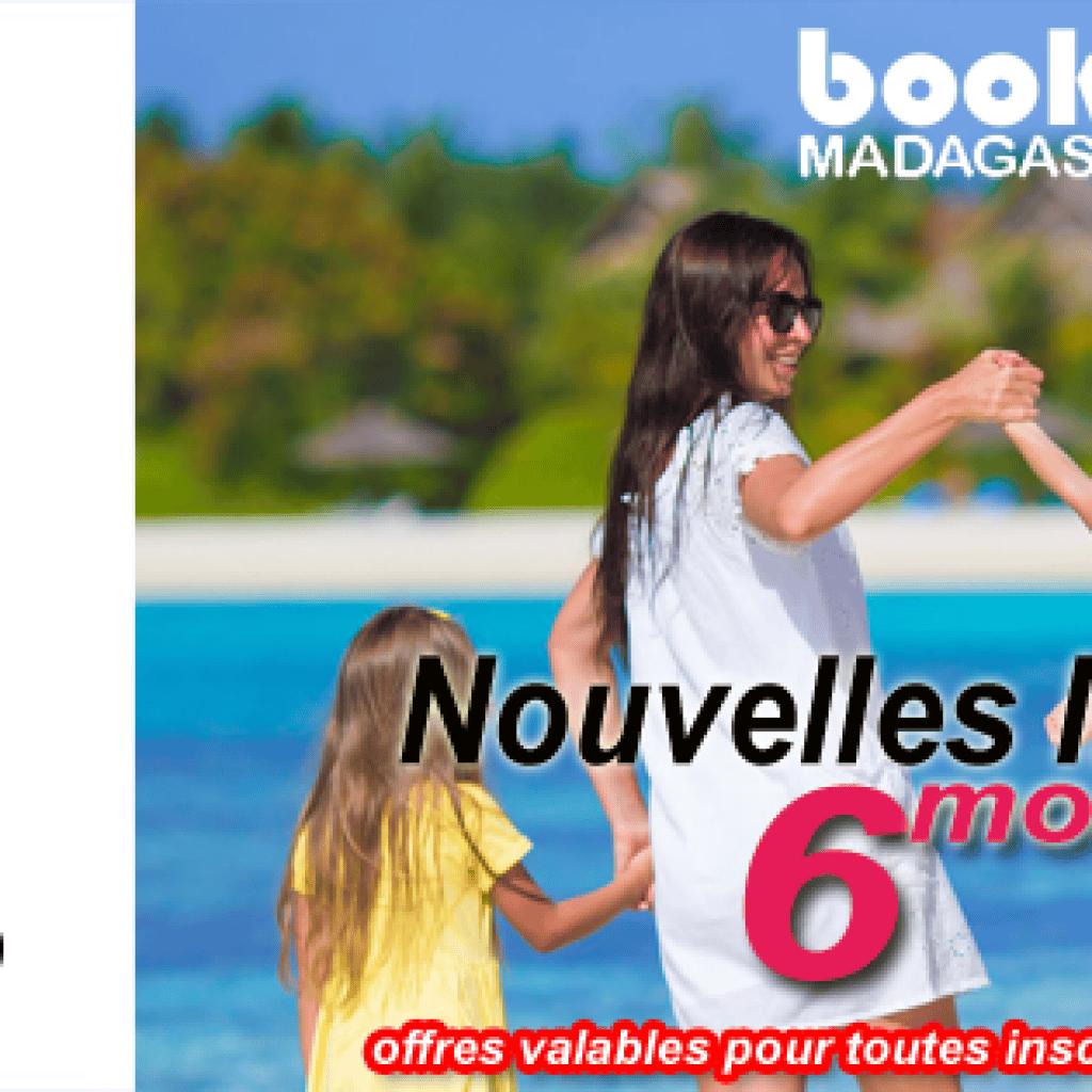 Retrouvez les offres de Booking Hôtel Madagascar pour le salon ITM 2019 !