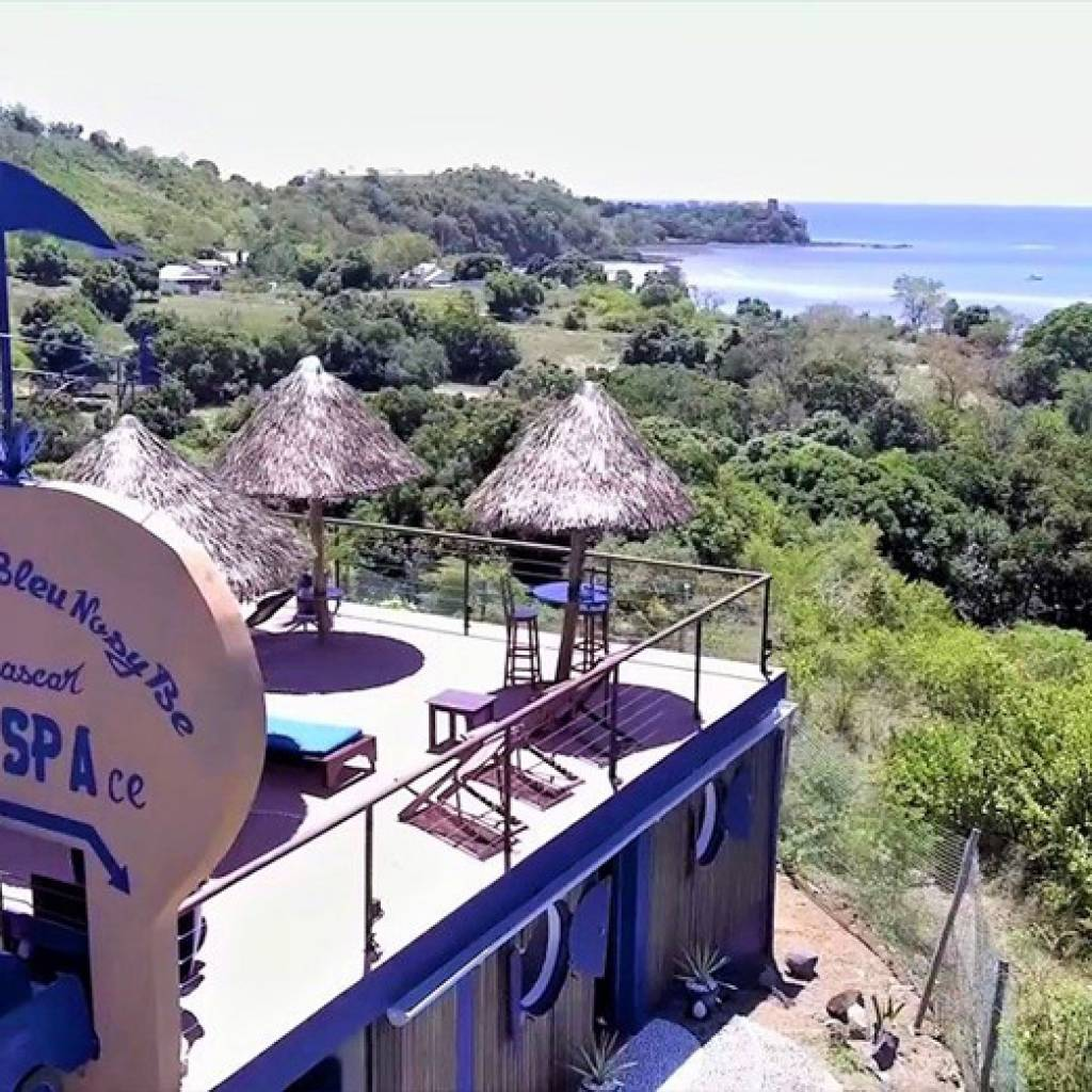 The Big Blue, Hotel in Nosy-Be