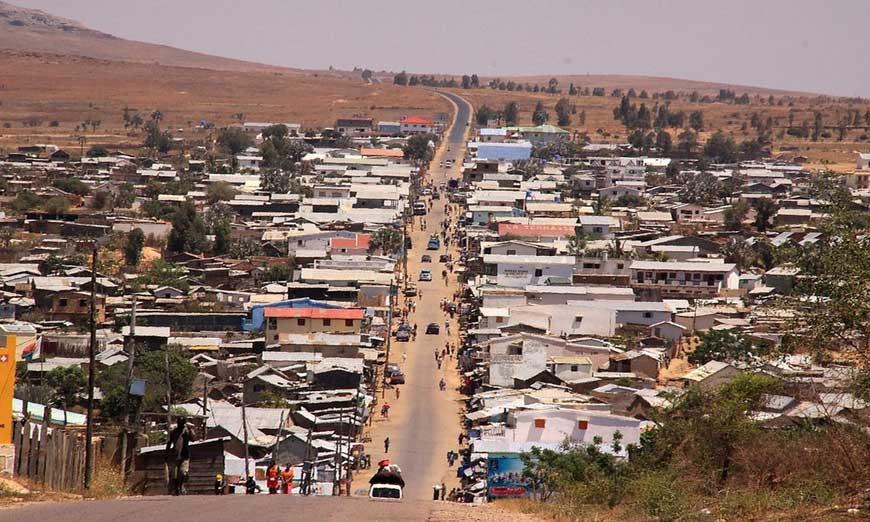 sous-sol de Madagascar