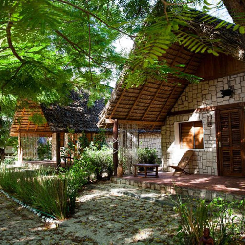 Urlaub in der Sonne auf Bambus-Club Ifaty