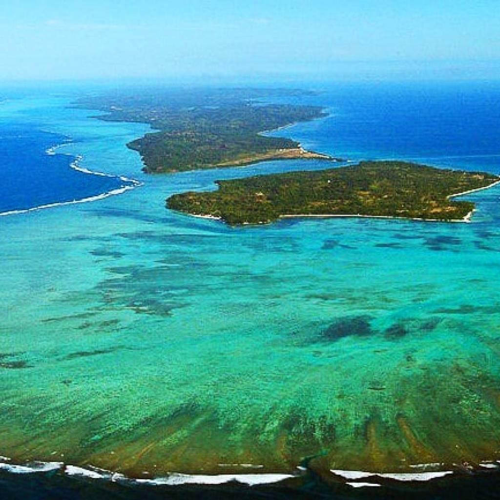 Nosy Boraha, eine tropische Insel im Herzen des Indischen Ozeans